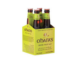 Бира О`Hara`s Irish Pale Ale 5.2% 4бр х 330мл