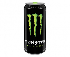 Енергийна напитка Monster Mega Energy зелен 500мл