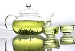 Черен и зелен чай