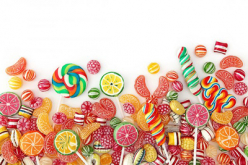 Дъвки, близалки, захарни бонбони