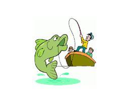 За риболов