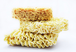 Инстантни спагети, нудли, супи