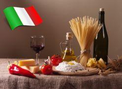 Продукти от Италия