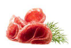 Колбаси - слайс
