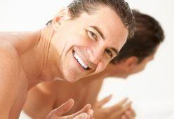 За бръснене