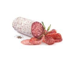 Сурово-сушени и варено-пушени колбаси