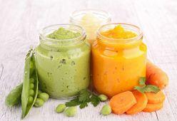 Зеленчукови пюрета
