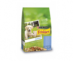 FRISKIES JUNIOR ПИЛЕ, 15КГ