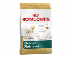ROYAL CANIN GOLDEN RETRIEVER JUNIOR ДО 15М 12кг
