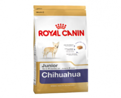Кучешка храна ROYAL CANIN CHIHUAHUA JUNIOR ДО 8М 1,5кг