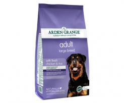 ARDEN GRANGE ADULT LARGE BREED ПИЛЕШКО И ОРИЗ  12кг