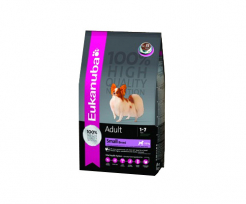 EUKANUBA ADULT SMALL BREED 3кг