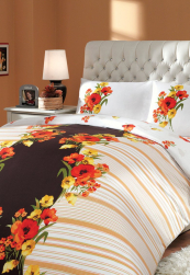Спален комплект 200х220 Fashion Dreams Multicolored Bed Set