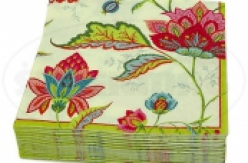 Салфетки, носни кърпички, домакински ролки