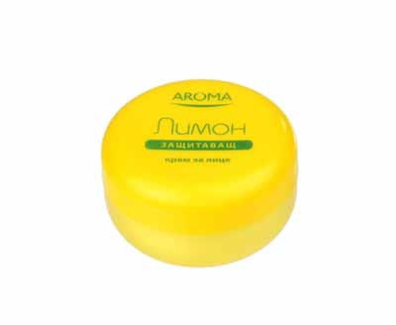 Крем за лице Aroma защитаващ - лимон 75мл