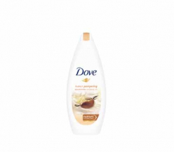 Душ гел Dove Purely Pampering масло от ший и ванилия 500мл