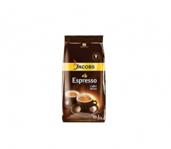 Кафе на зърна Jacobs Espresso Coffee Beans 1кг