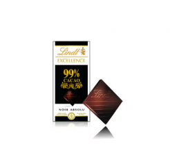 Шоколад Lindt Excellence 99% 50гр