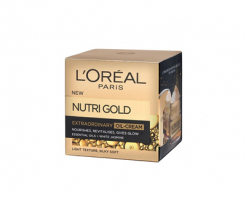 Крем за лице  L'Oreal Nutri Gold Extraordinary Oil Cream 50мл