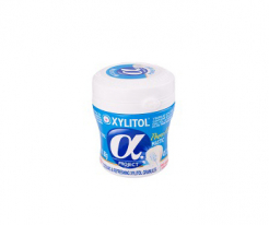 Дъвки Alfa Project Power Mint Xylitol Lotte 86гр