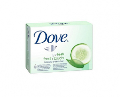 Крем Сапун Dove Go Fresh Touch 100гр
