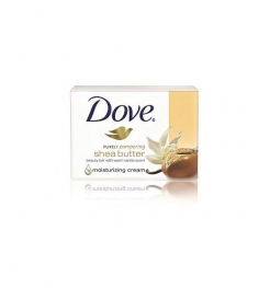 Сапун Dove Shea butter 100гр