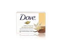 Крем Сапун Dove Shea butter 100гр