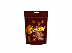 Шоколадови дражета Lion Pop Choc 140гр