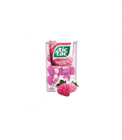 Бонбони Tic Tac Strawberry Mix 49гр