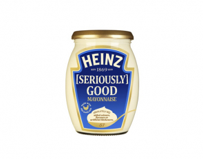 Майонеза Heinz Seriously Good 480мл