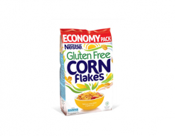 Зърнена закуска Nestle Corn Flakes 500гр Без глутен