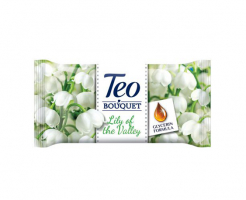 Сапун Teo Bouquet Lily of the Valley 70гр
