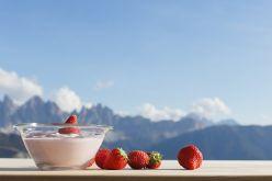 Млечни десерти и напитки