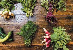 Как да пазаруваме като Шеф-готвач на пазара за зеленчуци