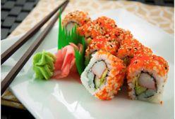 За сушито като изкуство и забавление